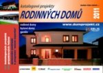 Katalogové projekty rodinných domů 2011