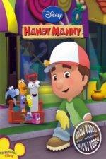 Mistr Manny - omalovánka