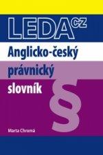 Anglicko-český právnický slovník