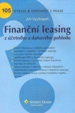 Finanční leasing z účetního a daňového pohledu