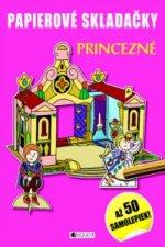 Papierové skladačky Princezné