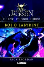 Percy Jackson Boj o labyrint