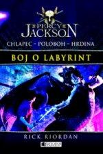 Percy Jackson Boj o labyrint