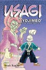 Usagi Yojimbo Maska démona