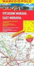 Východní Morava 1:200 000