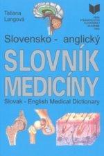 Slovensko - anglický slovník medicíny