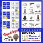Pexeso Natotata Vynálezy a objevy