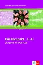 DaF Kompakt A1-B1 Übungsbuch