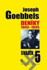 Joseph Goebbels Deníky 1945-1945
