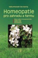 Homeopatie pro zahradu a farmu