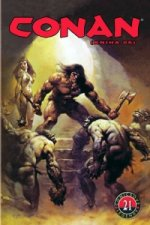 Conan Komiksové legendy 21