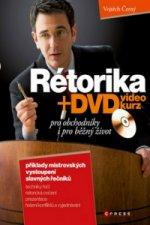Rétorika pro obchodníky i běžný život + DVD