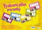 Týdenní plán pro holky