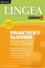 Lexicon5 Praktický slovník Španělsko-český, Česko-španělský