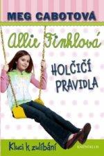 Allie Finklová Holčičí pravidla 3 Kluci k zulíbání