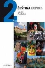 Čeština expres 2 (A1/2) - anglicky + CD