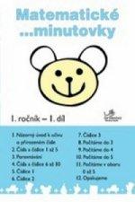 Matematické minutovky 1. ročník / 1. díl