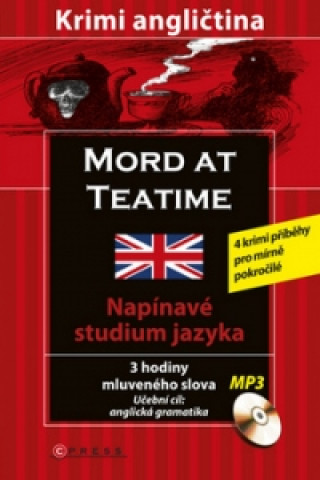 Mord at Teatime + CD