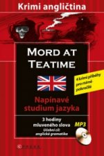 Mord at Teatime + CD