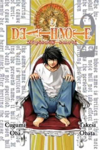 Death Note Zápisník smrti 2