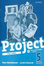 Project 5 Pracovní sešit + CD-ROM