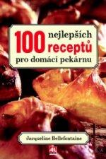 100 nejlepších receptů pro domácí pekárnu