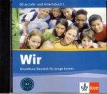 Wir 1 K učebnici a pracovnímu sešitu Wir 1
