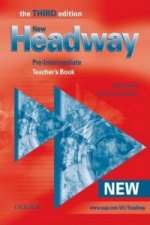 New Headway: Pre-Intermediate Third Edition: Teacher's Book