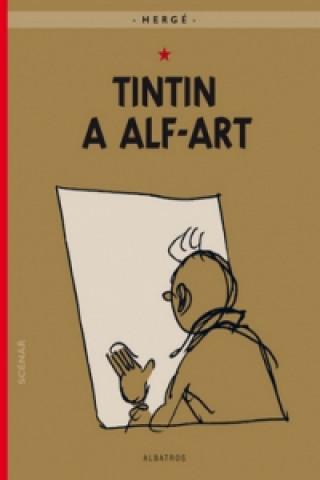 Tintin 24 Tintin a alf-art