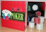 Kniha Poker