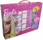 Barbie - razítka v kufříku