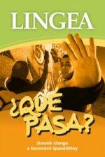 Qué Pasa? Slovník slangu a hovorové španělštiny