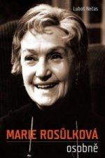 Marie Rosůlková osobně