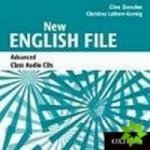 New English File: Advanced: Class Audio CDs (3)