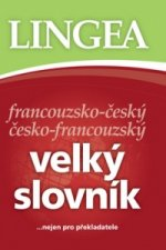 Francouzsko-český česko-francouzský velký slovník