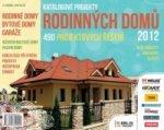 Katalogové projekty rodinných domů 2012