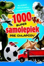1000 super samolepiek pre chlapcov