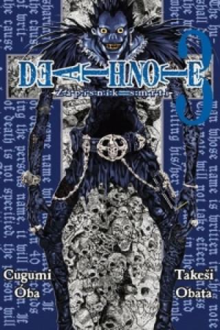Death Note Zápisník smrti 3