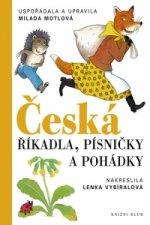 Česká říkadla, písničky a pohádky