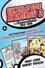 Encyklopedie komiksu 2 v Československu 1945–1989