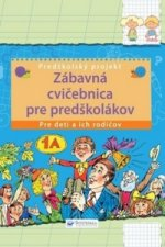 Zábavná cvičebnica pre predškolákov