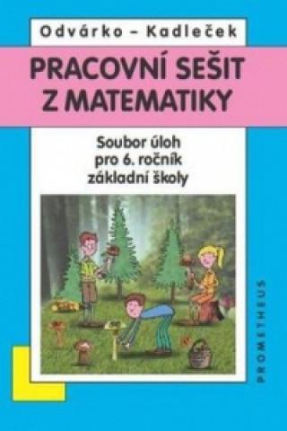 Pracovní sešit z matematiky