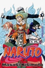Naruto 5 Vyzyvatelé