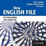 New English File Pre-Intermediate Class Audio CDs