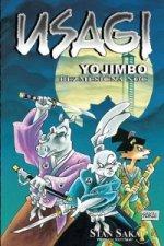 Usagi Yojimbo Bezměsíčná noc