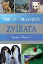 Moje první encyklopedie Zvířata