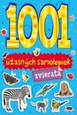 1001 �asn�ch samolepiek zvierat�