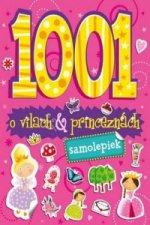 1001 samolepiek o v�lach a princezn�ch