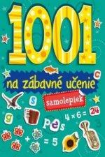 1001 samolepiek na zábavné učenie