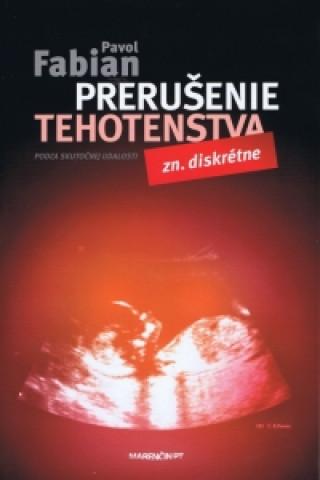 Prerušenie tehotenstva